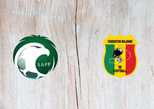 Saudi Arabia vs Mali -Highlights 5 September 2019