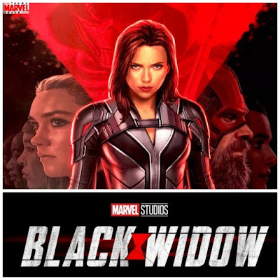 New Upcoming Marvel Studios Movies list- Black Widow