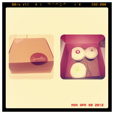 NYC, Sprinkles, cupcakes, sweets, eating fabulously