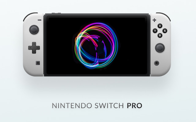 Nintendo Switch Pro compatible 4K pour 2021