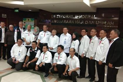Tim Advance Petugas Haji Dikirim ke Saudi