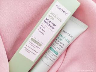 skintific acne spot treatment
