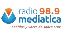 Radio Mediática 98.9 FM