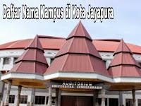 6+ Kampus Terbaik di Kota Jayapura, Papua