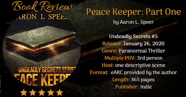Peace Keeper: Part One by Aaron L. Speer