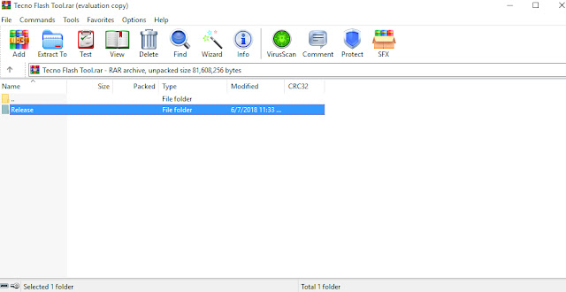 Tecno Flasher Software
