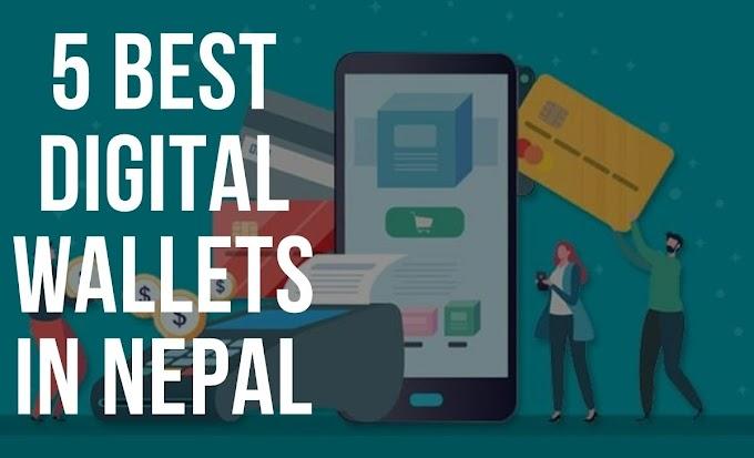 List Of Best Digital Wallets In Nepal