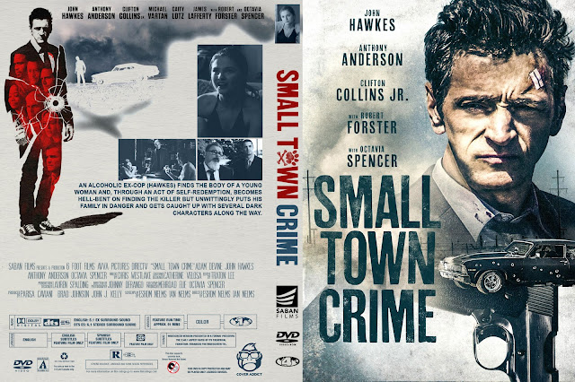 Small Town Crime DVD Cover