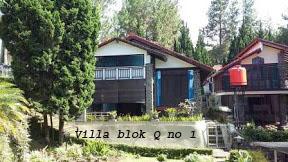 villa keluarga yang murah di lembang