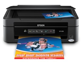 Epson XP-200 mise à jour pilotes imprimante