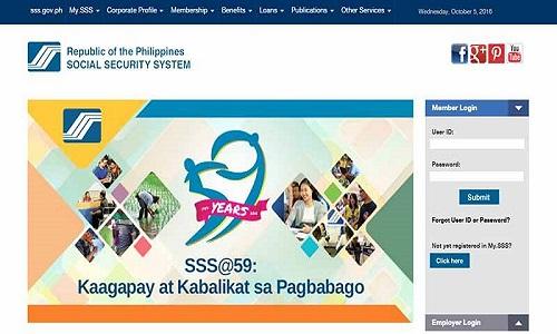 sss register