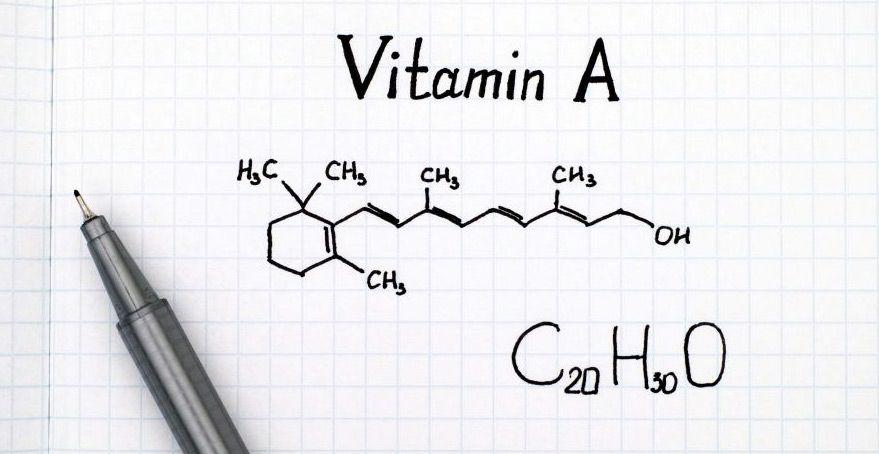 Retinol - Hay còn gọi là Vitamin A1