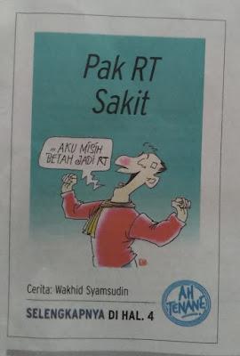 Pak RT Sakit