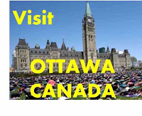 Visit Canada at Popular Places in Ottawa