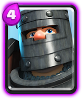 Dark Prince , clash royale