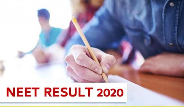 NEET 2020 results