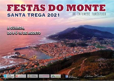 A GUARDA: FESTAS DO MONTE SANTA TREGA, 2021