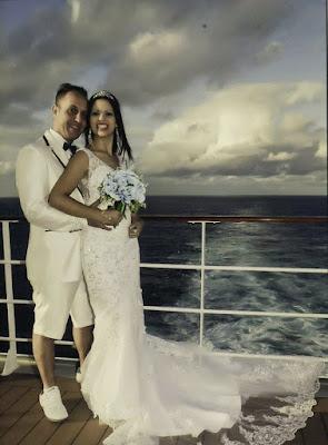 Casamento em alto mar
