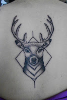 deer-tattoo