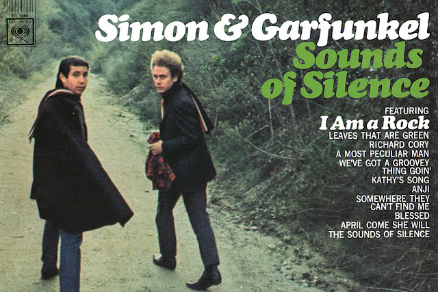 The McCanns: The Sound of Silence Simon-and-Garfunkel-Columbia1