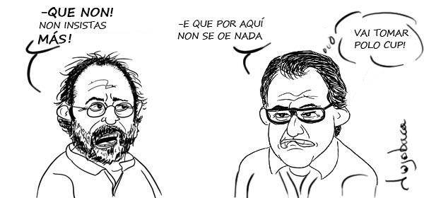A CUP non fará presidente a Mas