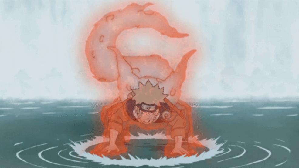 9 Perubahan Bentuk Mode Cakra Kyuubi Naruto, dari Terlemah Hingga Terkuat