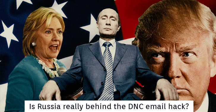 Is Russia Behind the DNC Hack to Help Donald Trump? FBI Initiate an Investigation
