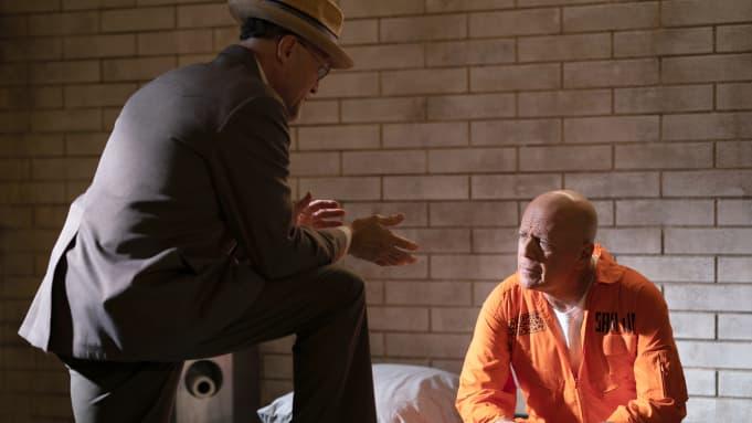 Брюс Уиллис снимется в кинокомиксе Corrective Measures - эксклюзиве стримингового сервиса Tubi
