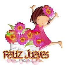 Imagenes con Frases de feliz jueves