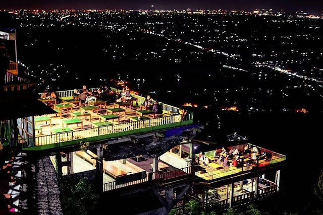 Wisata Malam Jogja Bukit Bintang Jogja