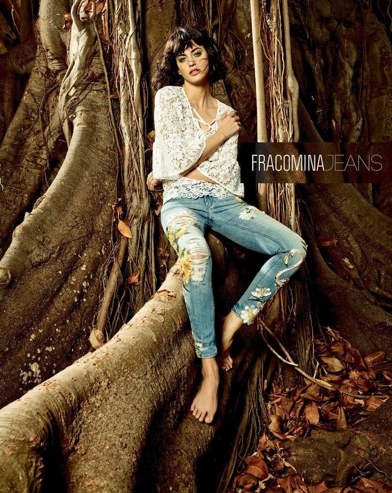 Fracomina Jeans Spring Summer 2018 by Roberta Pagano