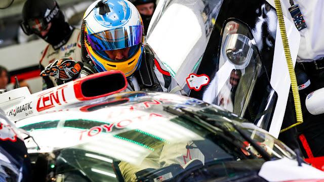 Alonso accepte-il un engagement supplémentaire chez Toyota WEC