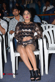 Actress Madhavi Latha Pictures in Short Dress at On Mona Birthday Premiere 0062