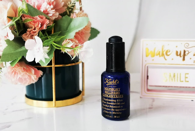 Kiehl's Midnight Recovery Serum Review