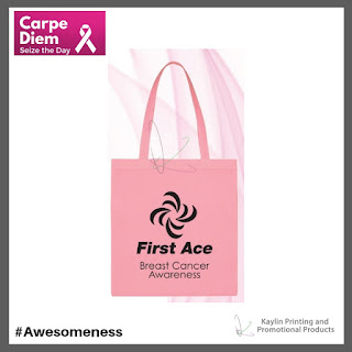 Promotional Pink Tote Bags