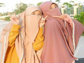 Dream Meaning of Niqab