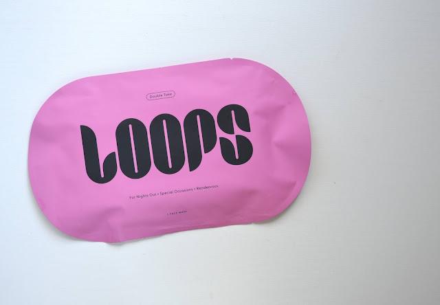 Loops Beauty Hydrogel Mask