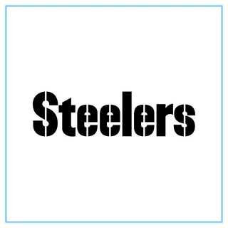 Pittsburgh Steelers Wordmark - Free Download File Vector CDR AI EPS PDF PNG SVG