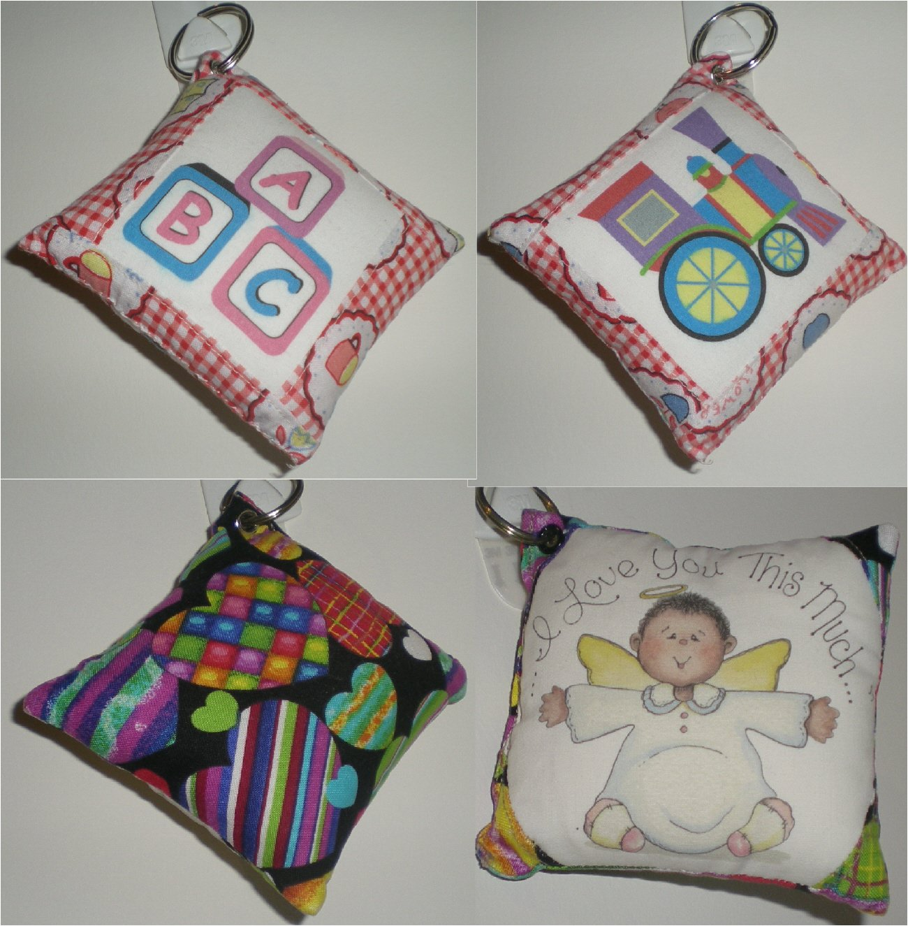 Keychain Mini Pillow Pets Wwwpicsbudcom