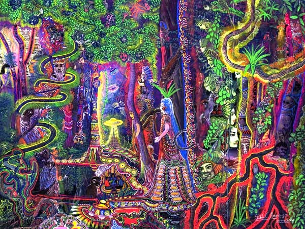 Report from My Fourth and Fifth Ayahuasca Ceremonies | Guy