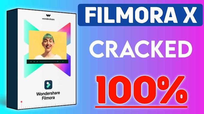 filmora x download crack