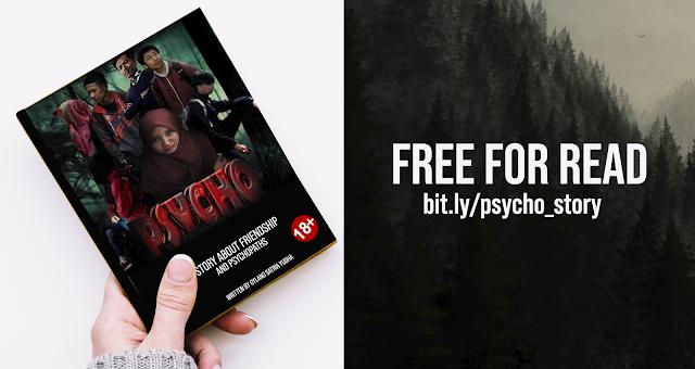 Web Novel : Psycho