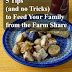 5 Tips to Feed Your Family From the Farm Share {Roasted Celeriac and Potatoes}