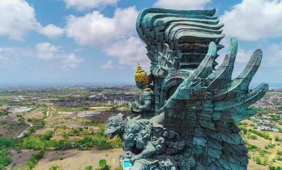 Keistimewaan Garuda Wisnu Kencana Di Bali