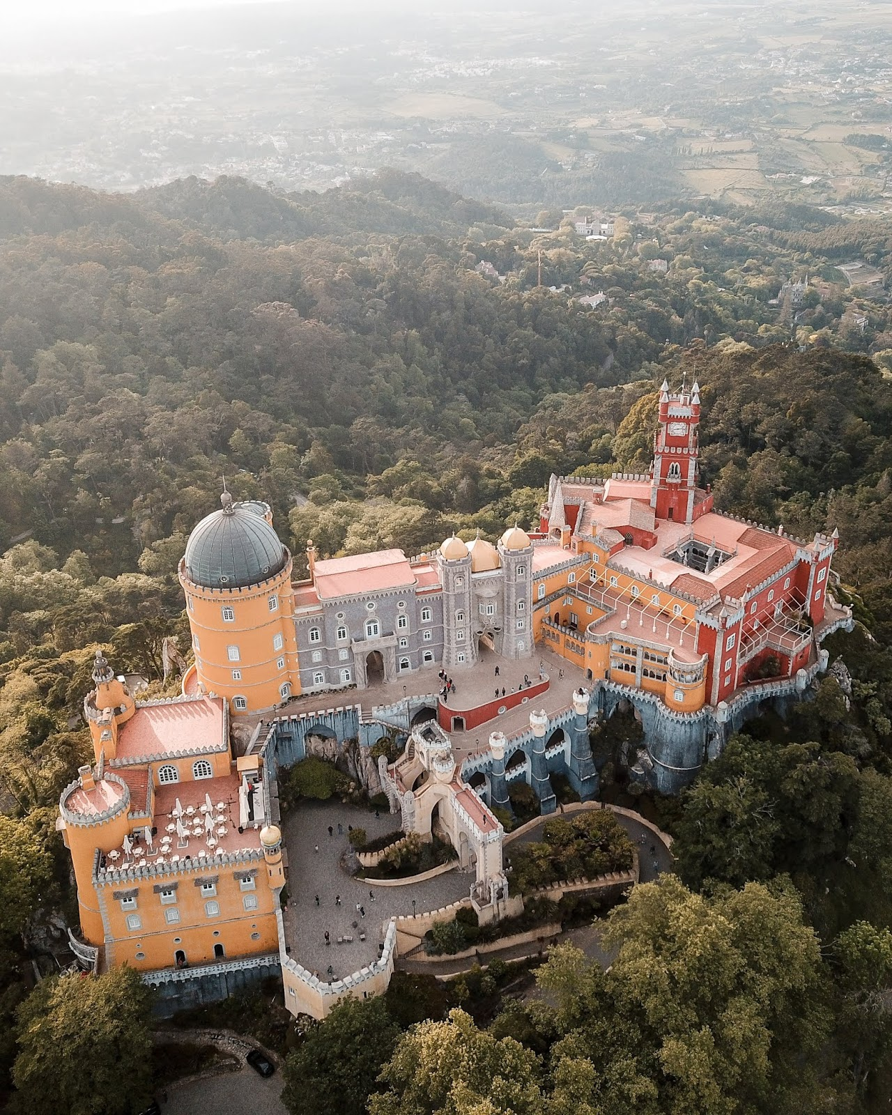 Pena Palace in Sintra, Portugal | Travel Guide