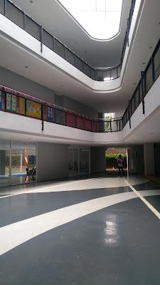 Area belajar di SD Insan Cendekia Madani