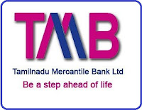 Tamilnad Mercantile Bank recruitment, TMB Recruitment, TMB Notification, Tamilnad Mercantile Bank Notification 2018, Tamilnad Mercantile Bank career, Tamilnad Mercantile Bank Jobs, Tamilnad Mercantile Bank vacancy, Tamilnad Mercantile Bank Job Vacancies, Tamilnad Mercantile Bank Recruitment 2019, Tamilnad Mercantile Bank Apply online, Upcoming Tamilnad Mercantile Bank Notification, Tamilnad Mercantile Bank Job Opening for freshers