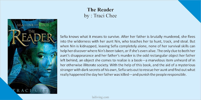the reader traci chee