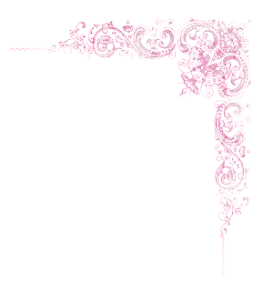 Frames and Borders of the Baby Girl Bear Clipart.