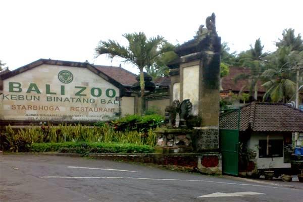 Terapi Bali Tour Wisata Bali Zoo Park